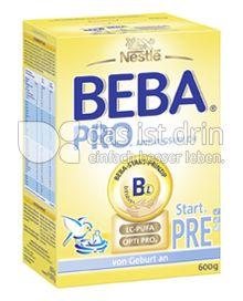 Produktabbildung: Nestlé BEBA PRO Anfangsmilch Start PRE 600 g