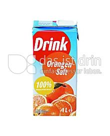 Produktabbildung: Drink Orangensaft 1000 ml