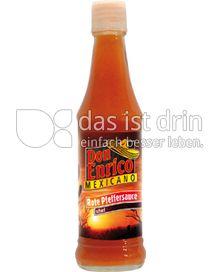 Produktabbildung: Don Enrico Rote Pfeffersauce 95 ml