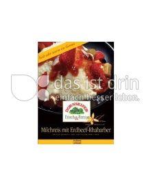 Produktabbildung: Dornseifer Milchreis mit Erdbeer Rhabarber 360 g