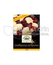 Produktabbildung: Dornseifer Grießflammeri mit Kirschen 360 g