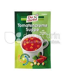 Produktabbildung: Du darfst Tomaten-Creme-Suppe 42 g