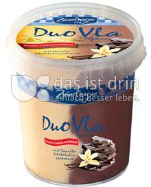 Produktabbildung: Zuivelhoeve Duo Vla Genuss Schokolade & Vanille 800 g