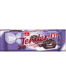 Produktabbildung: Milka Tender XL à la Schwarzwälder Kirsch 250 g
