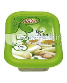 Produktabbildung: du darfst Eier Salat
