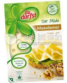 Produktabbildung: Du darfst Der Milde Maasdamer 125 g