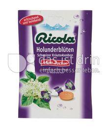 Produktabbildung: Ricola Holunderblüten 75 g