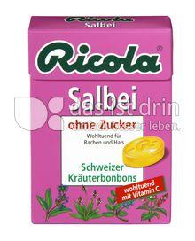 Produktabbildung: Ricola Salbei 50 g