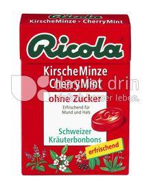 Produktabbildung: Ricola Cherry Mint 50 g