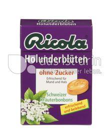 Produktabbildung: Ricola Holunderblüten 50 g