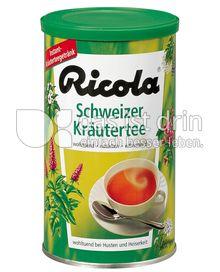 Produktabbildung: Ricola Tee Kräuter 200 g