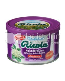Produktabbildung: Ricola Holunderblüten 100 g