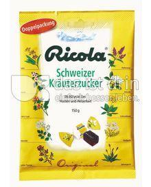 Produktabbildung: Ricola Schweizer Kräuterzucker 150 g