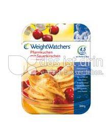 Produktabbildung: Weight Watchers Pfannkuchen mit Kirschsauce 300 g