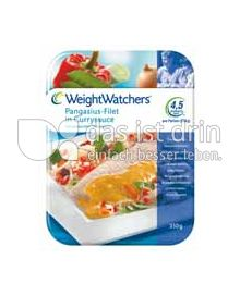 Produktabbildung: Weight Watchers Pangasius-Filet in Currysauce 350 g