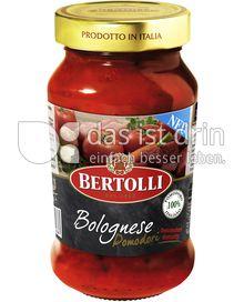 Produktabbildung: Bertolli Pasta Sauce Bolognese Pomodori 400 g