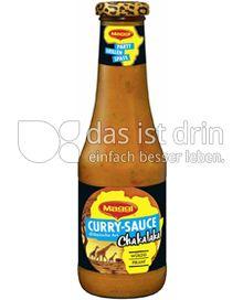 Produktabbildung: Maggi Curry-Sauce Chakalaka 500 ml