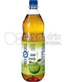 Produktabbildung: Spreequell Apfel Schorle 1 l