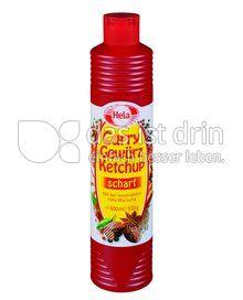 Produktabbildung: Hela Curry Gewürz Ketchup 800 ml