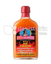 Produktabbildung: Hot Mamas N°14 Red Habanero 200 ml