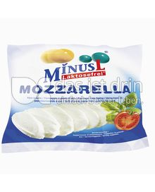 Produktabbildung: MinusL Laktosefreier Mozzarella 125 g