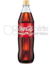 Produktabbildung: Coca Cola Vanilla Coke 1 l