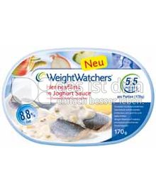 Produktabbildung: Weight Watchers Heringsfilets in Joghurtsauce 170 g