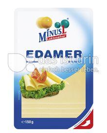 Produktabbildung: MinusL Laktosefreier Edamer in Scheiben 150 g