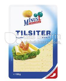 Produktabbildung: MinusL Laktosefreier Tilsiter in Scheiben 150 g