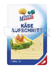 Produktabbildung: MinusL Laktosefreier Käse Aufschnitt 200 g