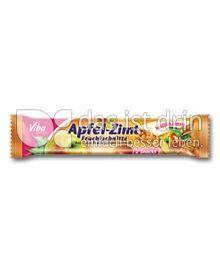 Produktabbildung: Viba Apfel-Zimt Fruchtschnitte 50 g