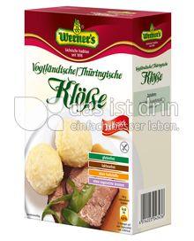 Produktabbildung: Werner's Vogtländische / Thüringische Klöße 12 St.