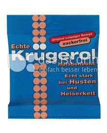Produktabbildung: Krügerol Halsbonbons zuckerfrei 50 g