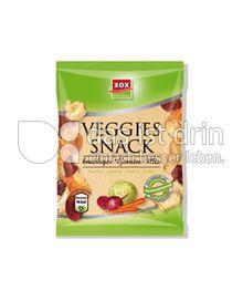 Produktabbildung: XOX Veggies Snack 50 g