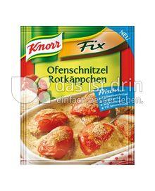 Produktabbildung: Knorr Fix Ofenschnitzel Rotkäppchen 46 g