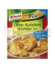 Produktabbildung: Knorr Fix Ofen-Kotelett Holzfäller Art 40 g