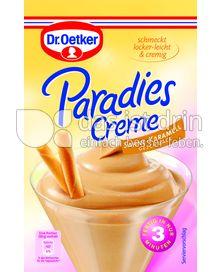 Produktabbildung: Dr. Oetker Paradies Creme Sahne-Karamell