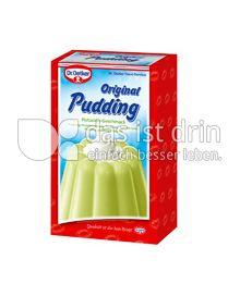 Produktabbildung: Dr. Oetker Pudding