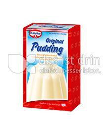 Produktabbildung: Dr. Oetker Original Pudding