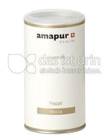 Produktabbildung: amapur Mocca Frappé 250 g