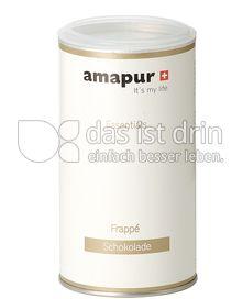 Produktabbildung: amapur Schokoladen Frappé 250 g