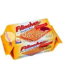 Produktabbildung: Filinchen Das Knusper-Brot 75 g