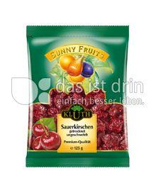 Produktabbildung: Kluth Sunny Fruits Sauerkirschen 125 g