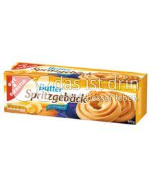 Produktabbildung: Gut & Günstig Butter Spritzgebäck 400 g