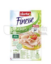 Produktabbildung: Herta Finesse Schinken hauchzart 150 g