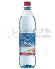 Produktabbildung: Bonaqa Limette-Himbeere 1,5 l