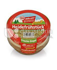 Produktabbildung: Müller's Hausmacher Wurstwaren Heidefrühstück 160 g
