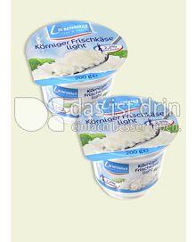 Produktabbildung:  Körniger Frischkäse Light 200 g