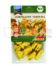 Produktabbildung: MOSNA Die feine frische Pasta BIO TORTELLONI VERDURA kbA 250 g