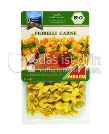 Produktabbildung: MOSNA Die feine frische Pasta BIO FIORELLI CARNE , frisch 250 g